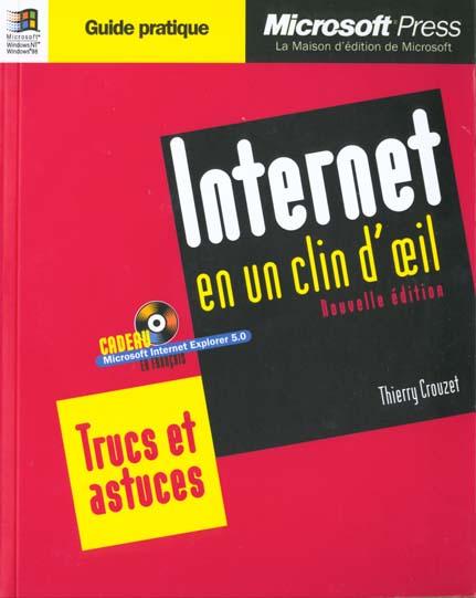 Internet en un clin d'oeil