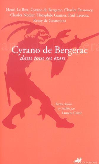 Cyrano de Bergerac dans tous ses états