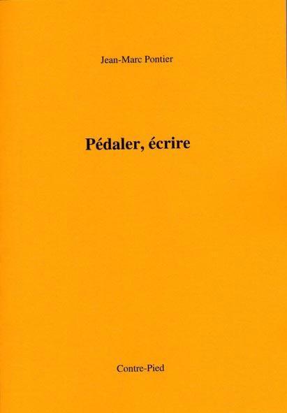 Autres & pareils t.48; pedaler, ecrire