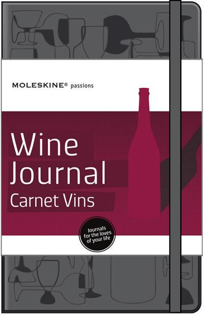 Carnet passion ; vins