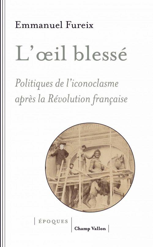 l'oeil blessé ; politiques de l'iconoclasme après la Révolution française