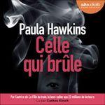 Vente AudioBook : Celle qui brûle  - Paula Hawkins