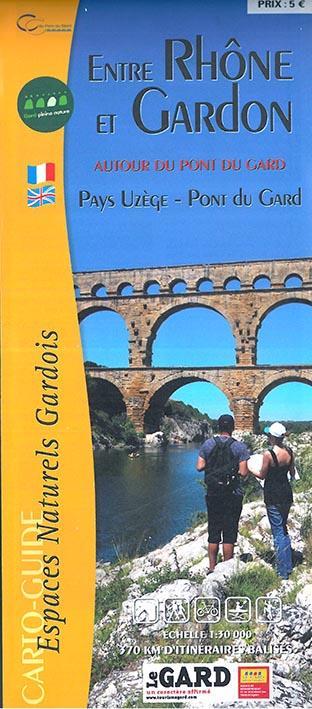 Entre Rhône et Gardon ; autour du pont du Gard, Pays Uzège - Pont du Gard
