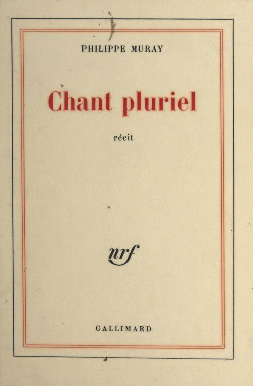 Chant pluriel