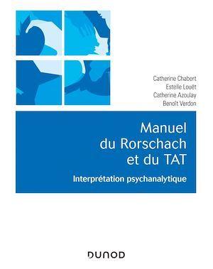 Manuel du Rorschach et  duTAT ; interprétation psychanalytique
