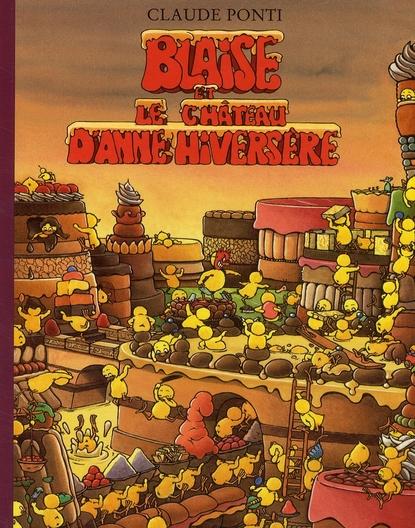 Blaise et le château d'Anne Hiversere