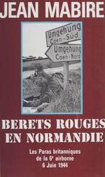 Bérets rouges en Normandie