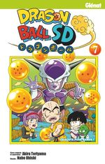 Vente Livre Numérique : Dragon Ball SD T.7 ; en route pour Namek !  - Naho Ohishi - Akira Toriyama