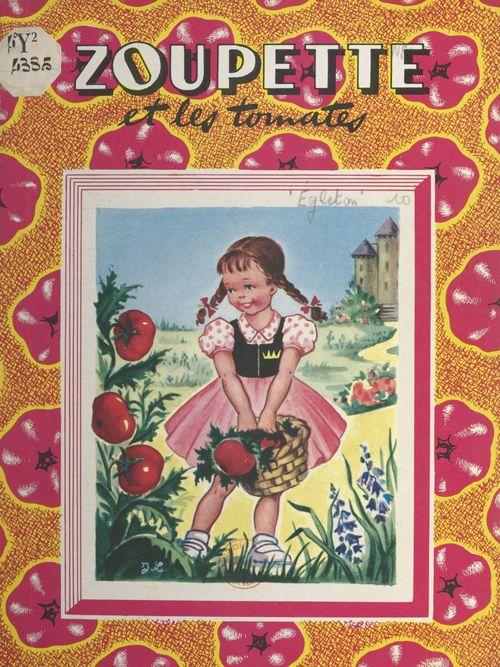 Zoupette et les tomates