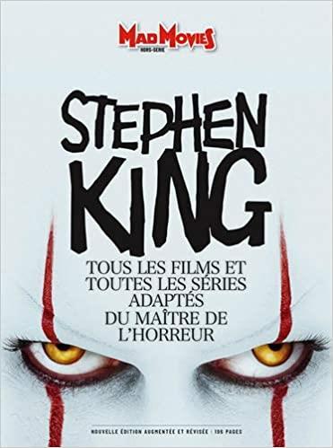 T21 - STEPHEN KING, TOUS LES FILMS ET TOUTES LES SERIES ADAPTES DU MAITRE DE L'HORREUR