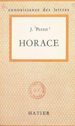 Vente Livre Numérique : Horace  - Jacques Perret