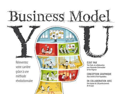 Business Model You ; Reinventez Votre Carriere Grace A Une Methode Revolutionnaire