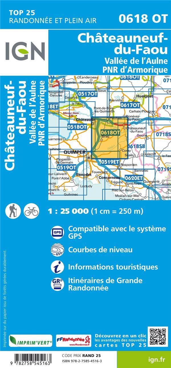 0618OT ; Châteauneuf-du-Faou