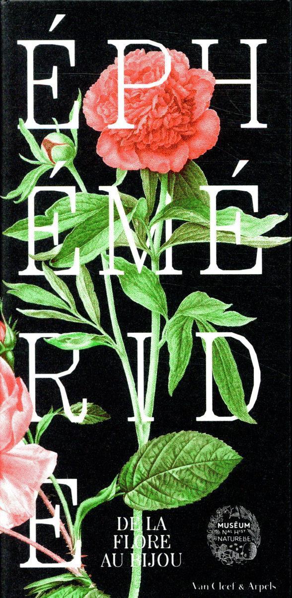 éphéméride ; de la flore au bijou