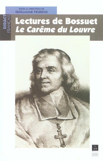 Lectures De Bossuet