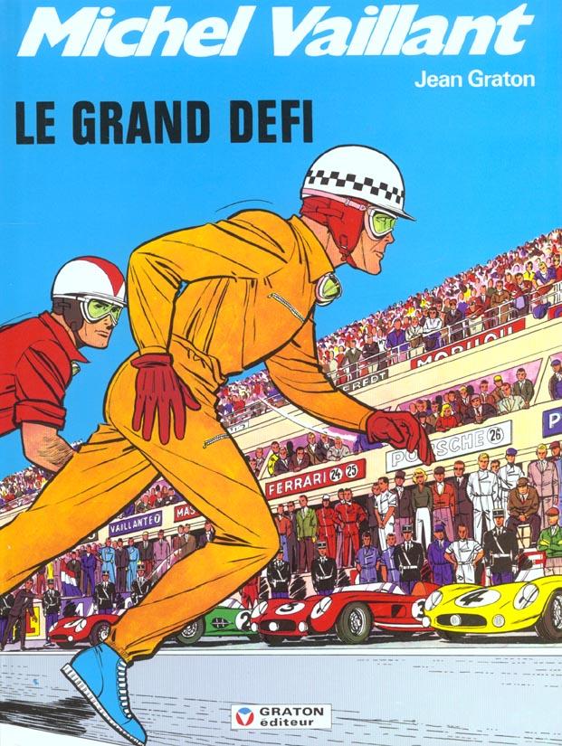 Michel Vaillant T.1 ; le grand défi