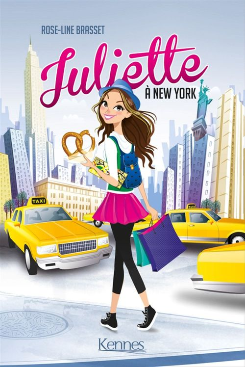 Juliette T.1 ; Juliette à New-York