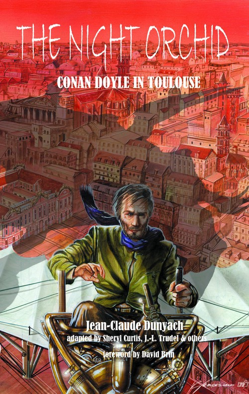 The night orchid ; Conan Doyle in Toulouse