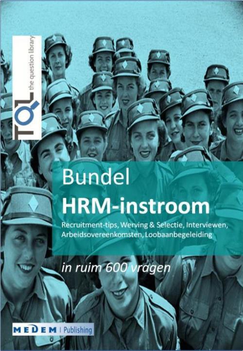 Bundel HRM-instroom