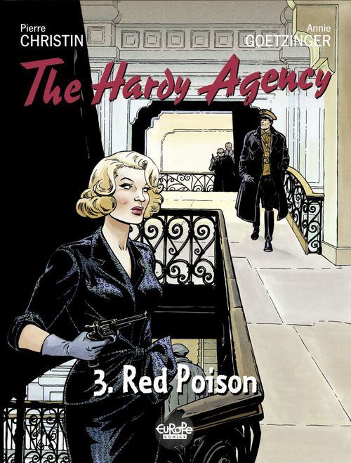 The Hardy Agency - Volume 3 - Red Poison