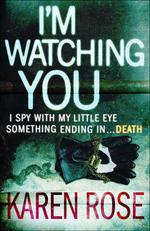 Vente EBooks : I'm Watching You (The Chicago Series Book 2)  - Karen Rose