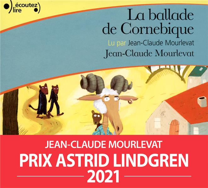 La Ballade De Cornebique Cd