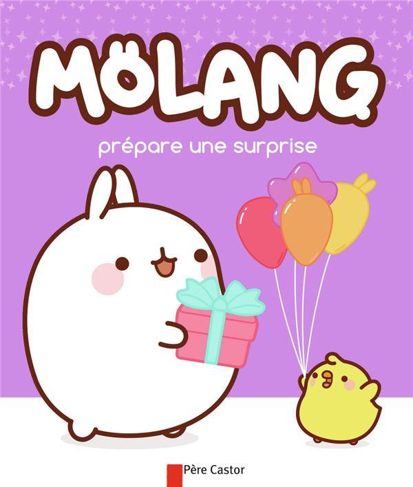 Mölang prépare une surprise