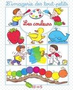 Vente Livre Numérique : Les couleurs  - Nathalie Bélineau - Émilie Beaumont - Claire Laroussinie