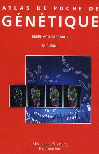 Atlas de poche de génétique (3e édition)