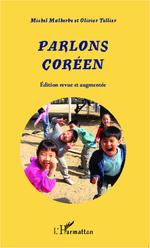 Vente Livre Numérique : Parlons Coréen  - Michel Malherbe - Olivier Tellier