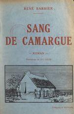 Vente Livre Numérique : Sang de Camargue  - René Barbier