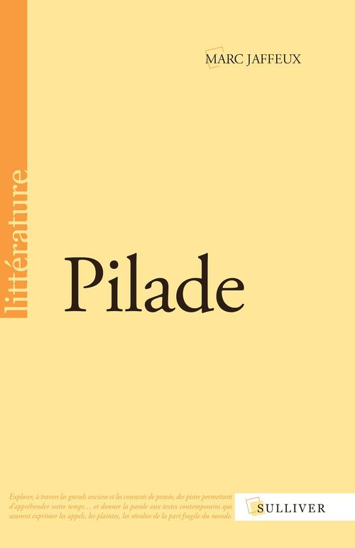 Pilade  - Marc Jaffeux