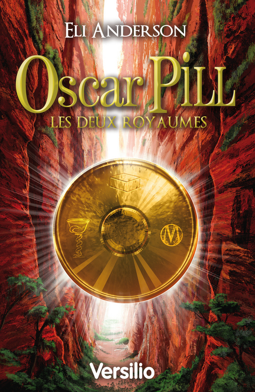 Oscar Pill t.2 ; les deux royaumes