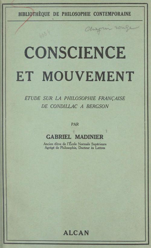 Conscience et mouvement