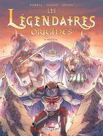 Vente EBooks : Les Légendaires - Origines T05  - Patrick Sobral