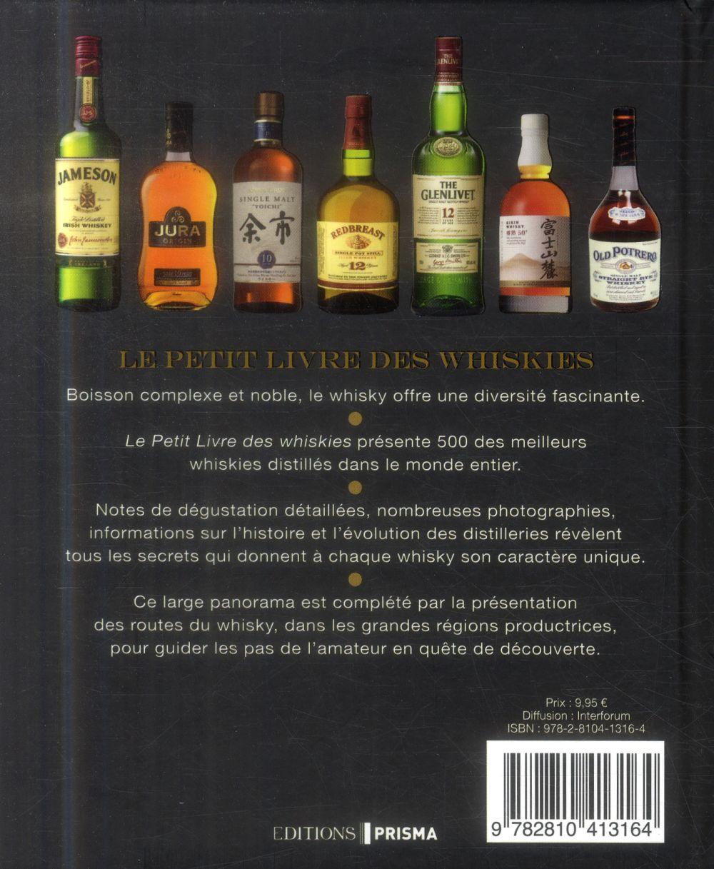 Le Petit Livre Des Whiskies Collectif Prisma Grand Format Le Camphrier Japan Shop Strasbourg