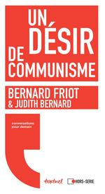 Couverture de Un Desir De Communisme