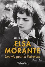 Vente EBooks : Elsa Morante  - René DE CECCATTY
