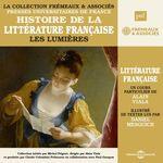 Vente AudioBook : Histoire de la littérature française (Volume 4) - Les Lumières  - Alain Viala