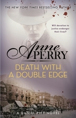 Vente EBooks : Death with a Double Edge (Daniel Pitt Mystery 4)  - Anne Perry