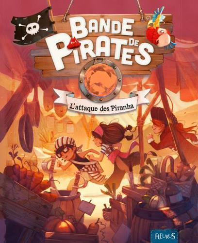 Bande de pirates ; l'attaque des piranha