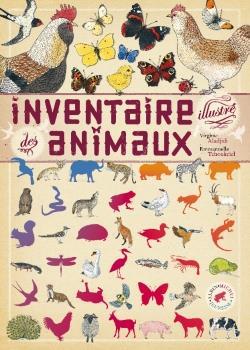 Inventaire illustré des animaux