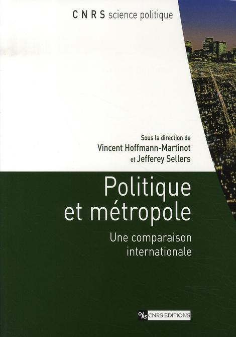 Politique et métropole ; une comparaison internationale