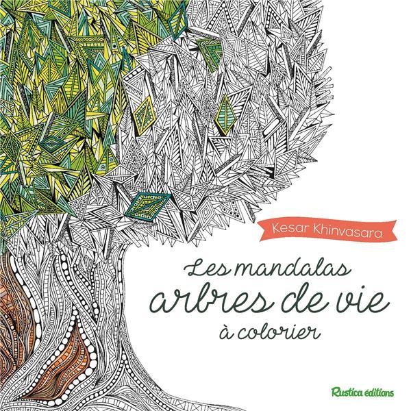Mes mandalas arbres de vie