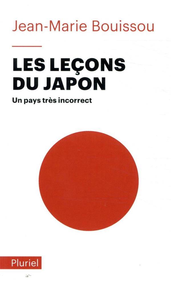 Les leçons du Japon ; un pays très incorrect