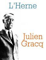 Cahier de L'Herne n° 20 : Julien Gracq  - Jean-Louis Leutrat