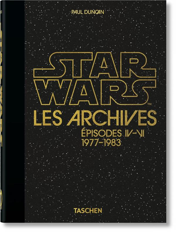 Les archives Star Wars ; 1977-1983