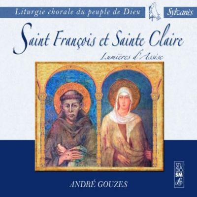 Saint François et sainte Claire