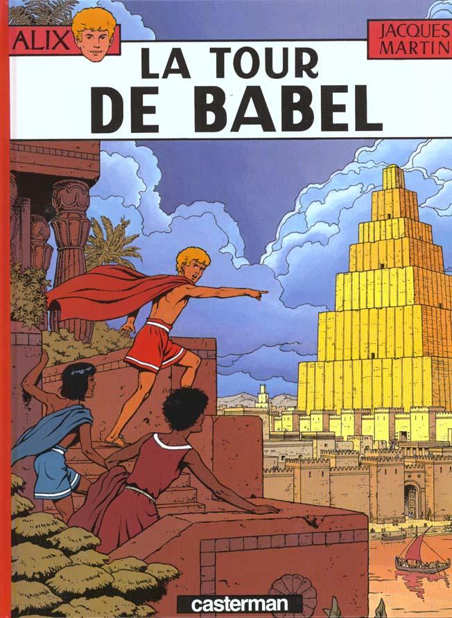 Alix T.16 ; la tour de Babel