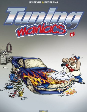 Tuning maniacs t.5